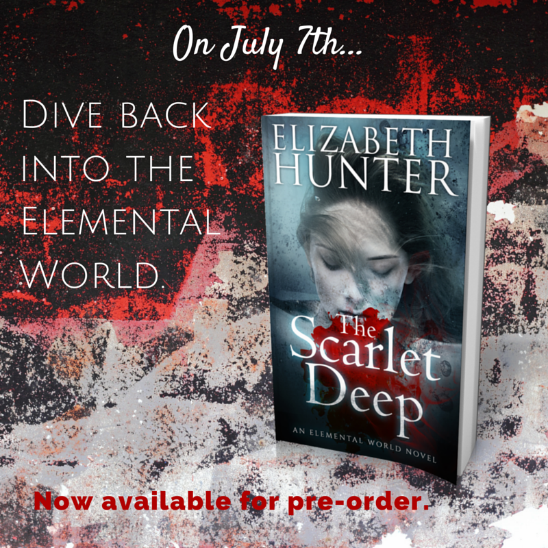 The Scarlet Deep 1